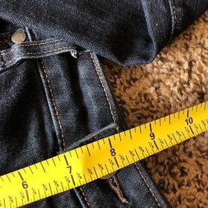 PAIGE Jeans - PAIGE   Skyline Skinny Dark Wash Jeans Size 28